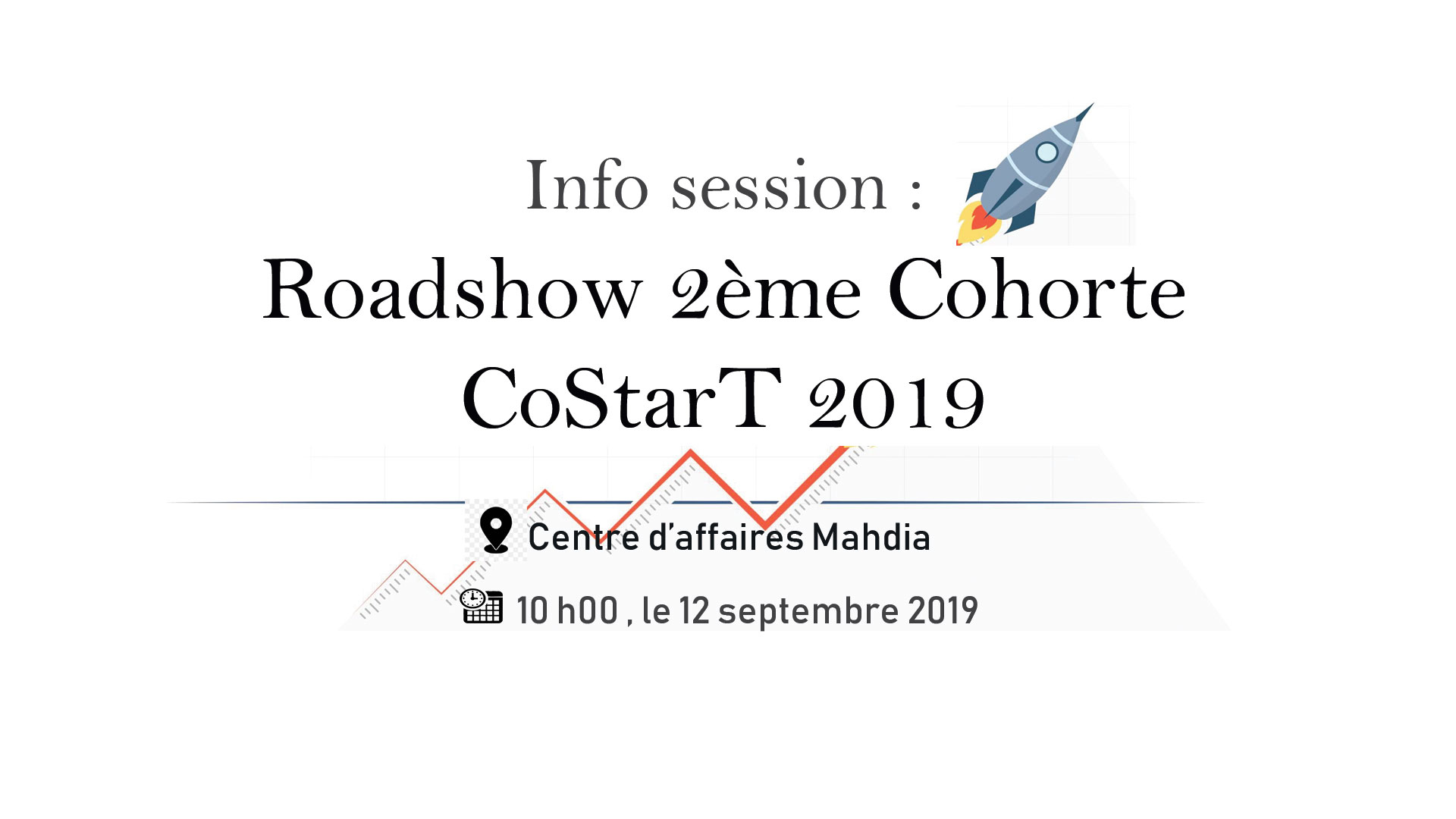 Info session à Mahdia :